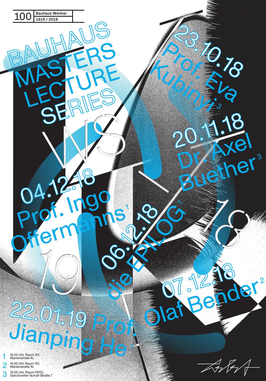 Bauhaus Masters 2018/19