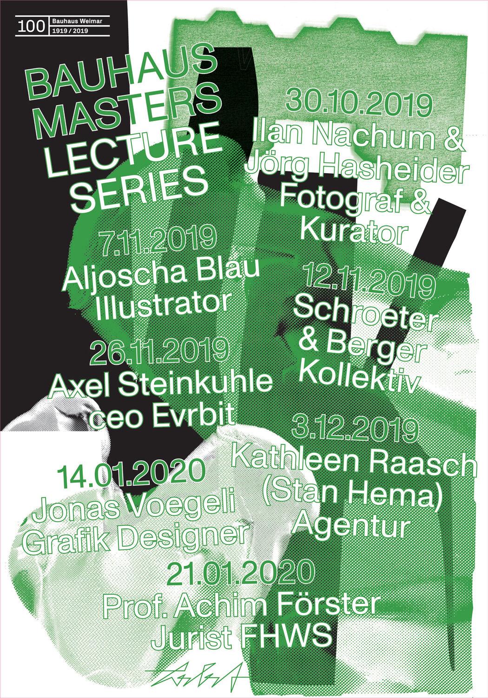Bauhaus Masters 2020