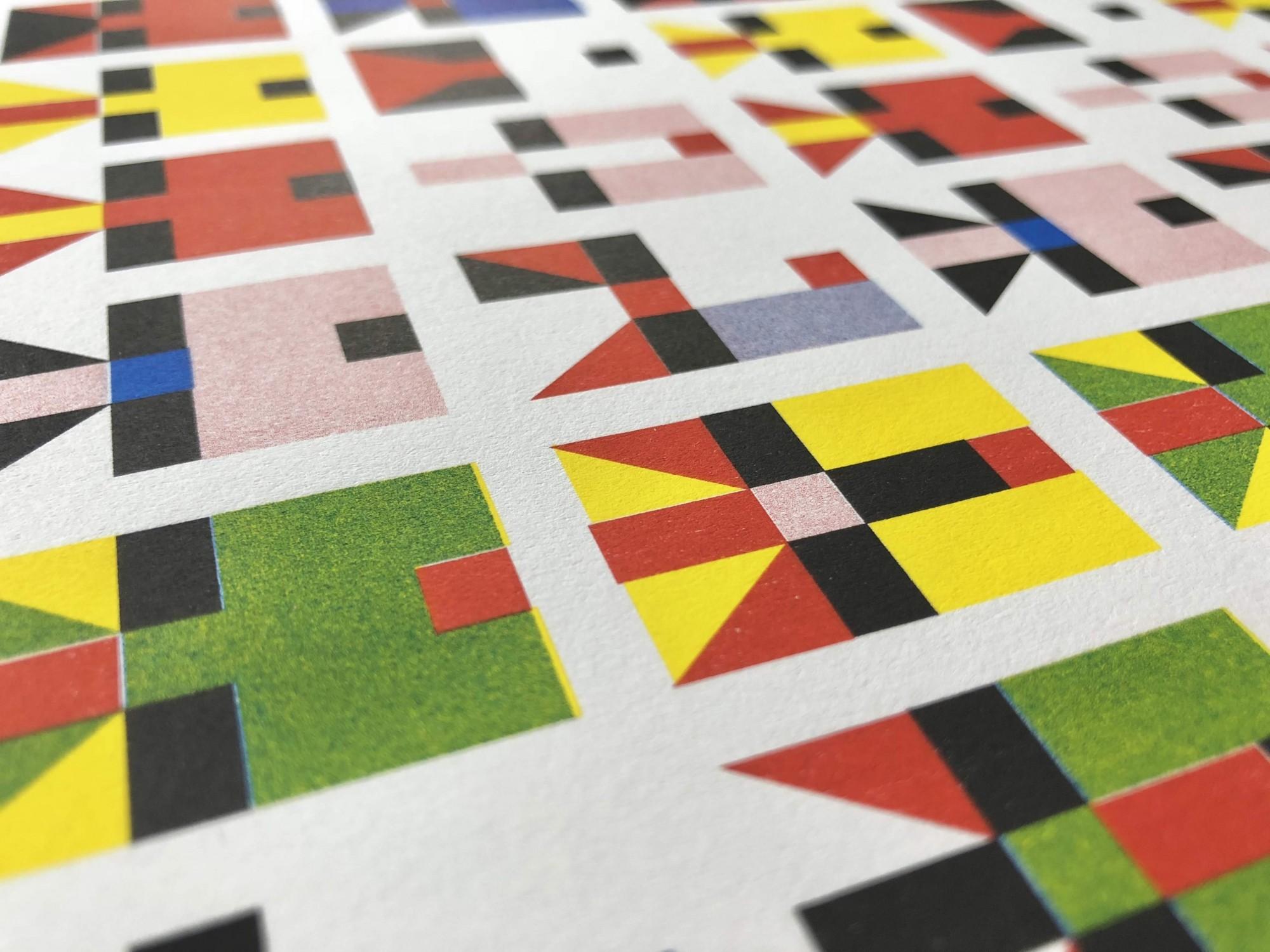 Made in China - Neugestaltung der traditionellen chinesischen Muster
