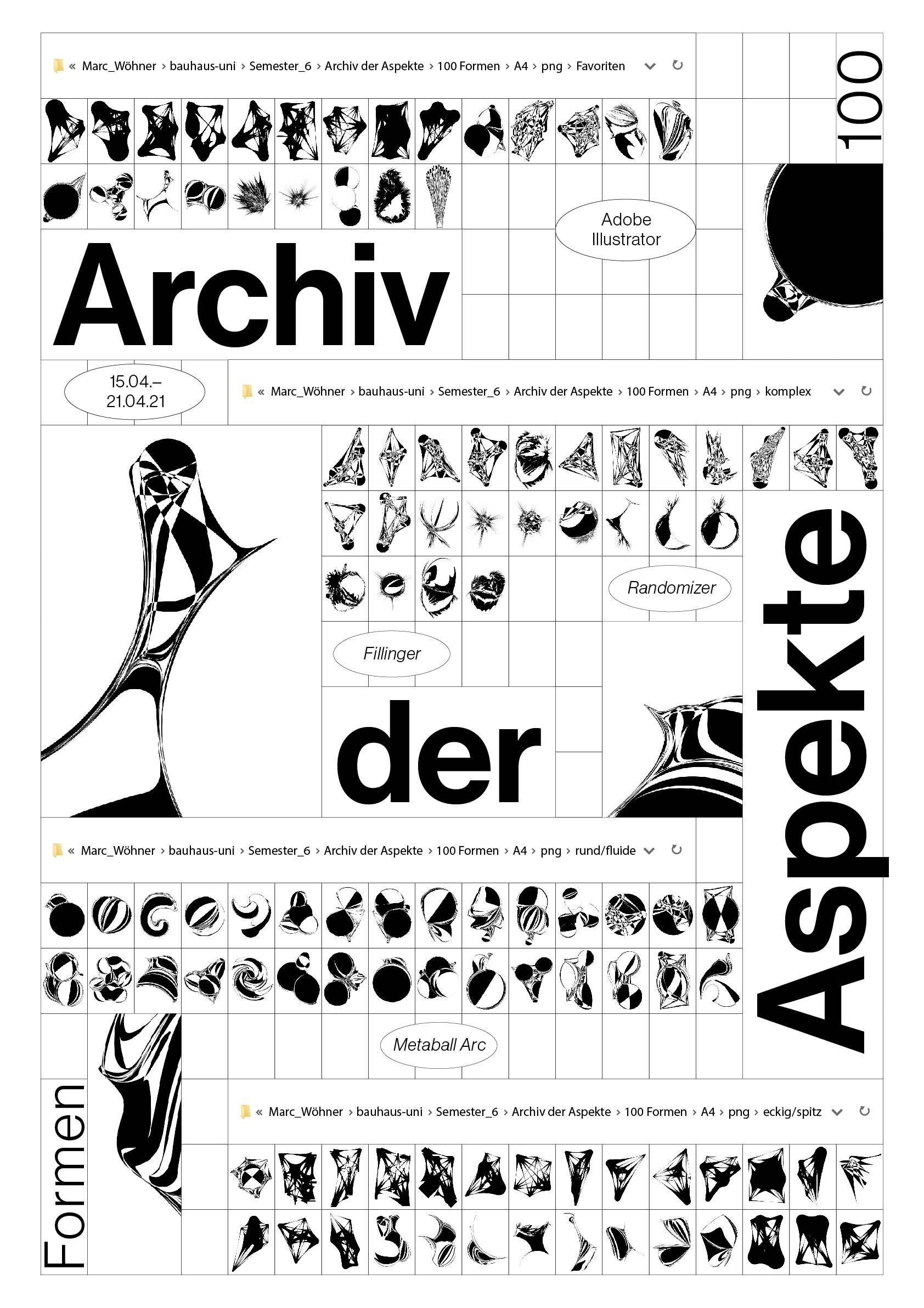 Archiv der Aspekte