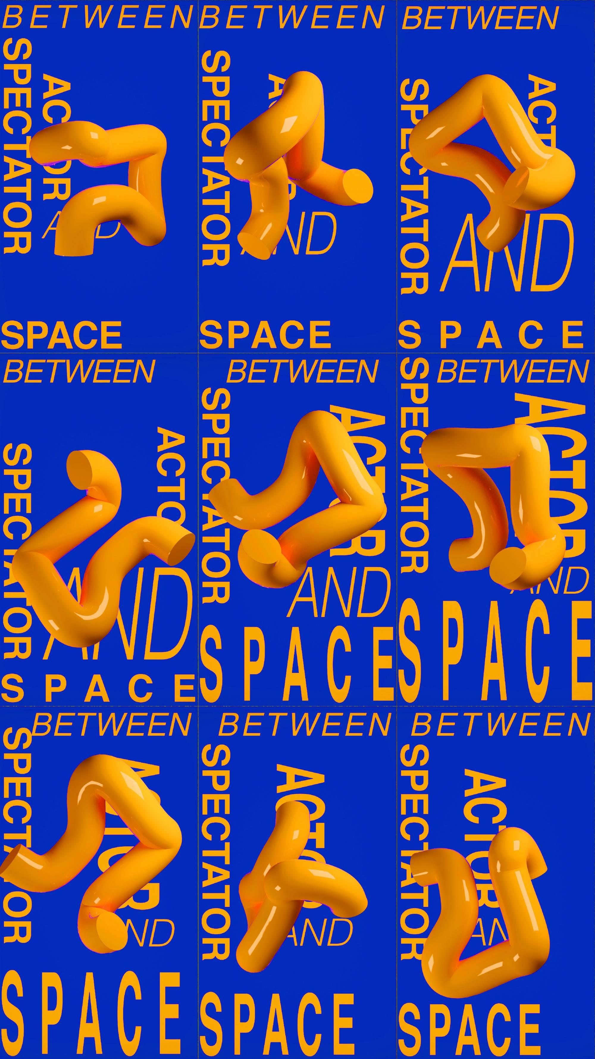 Between Spectator, Actor and Space