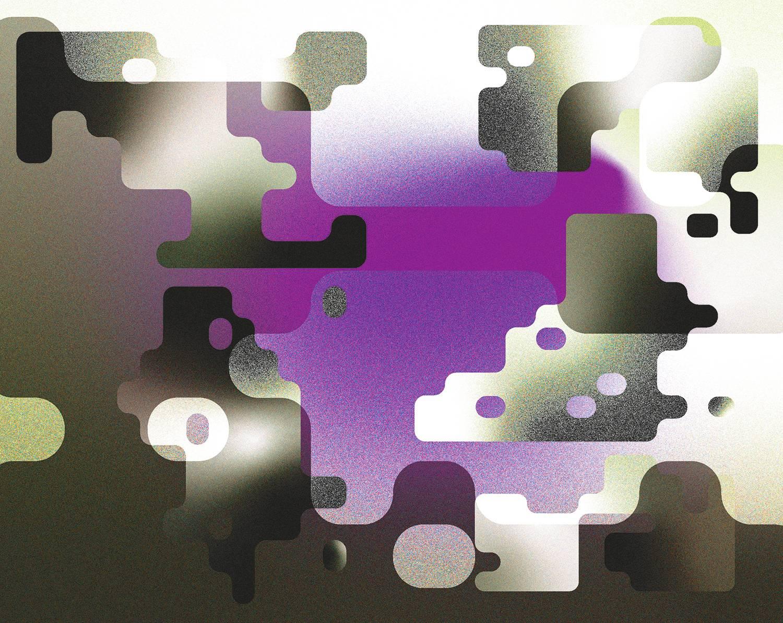 Formen des Flüchtigen  Anna Miklavčič Die Besonderheit dieser Bilder besteht in der Fixierung des Augenblicks der Formgebung. Eine Momentaufnahme bevor sich die bestehende Formation wieder neuen Gebilden hin wandelt. Somit kennzeichnen die Bilder einen Moment des Flüchtigen.