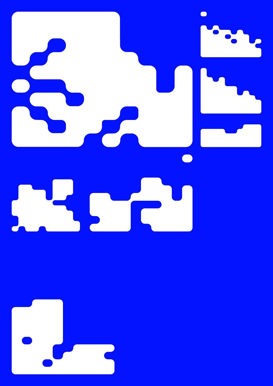 Formen des Flüchtigen  Anna Miklavčič Komplex und gleichzeitig formlos, flüchtig, aber dennoch von der Wiederkehr identischer Strukturen bestimmt. Wolken variieren unendlich in ihrer Gestalt und Form.