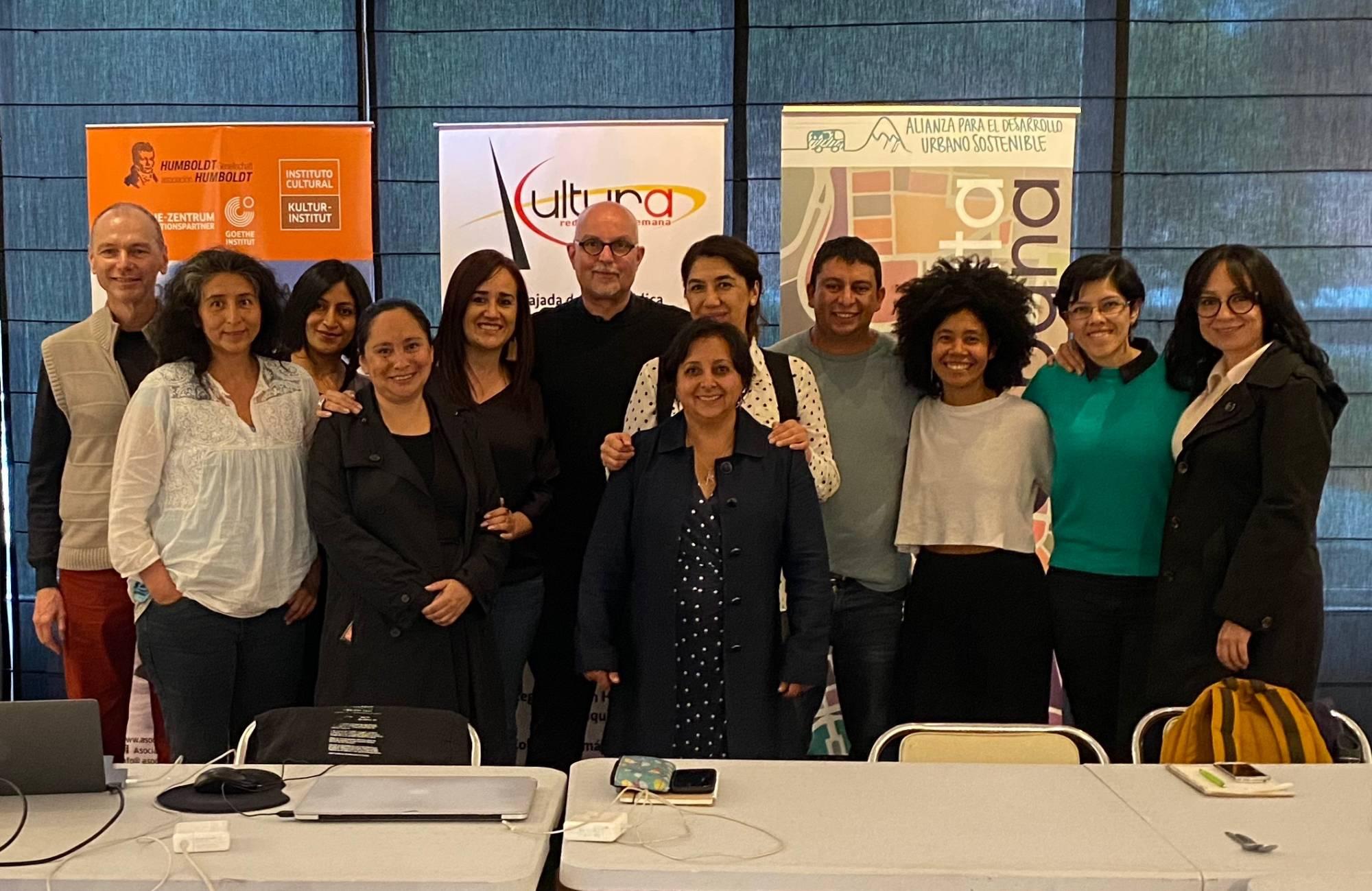 Workshop Asociación Humboldt, Quito