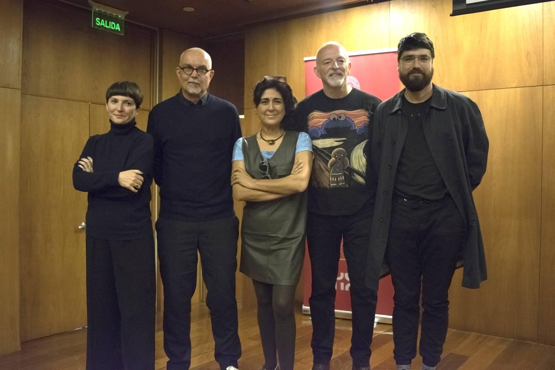 Vera Kunz, Markus Weisbeck, Cecilia Mariaca Cardozo, Diego Vainesman, Adrian Palko
