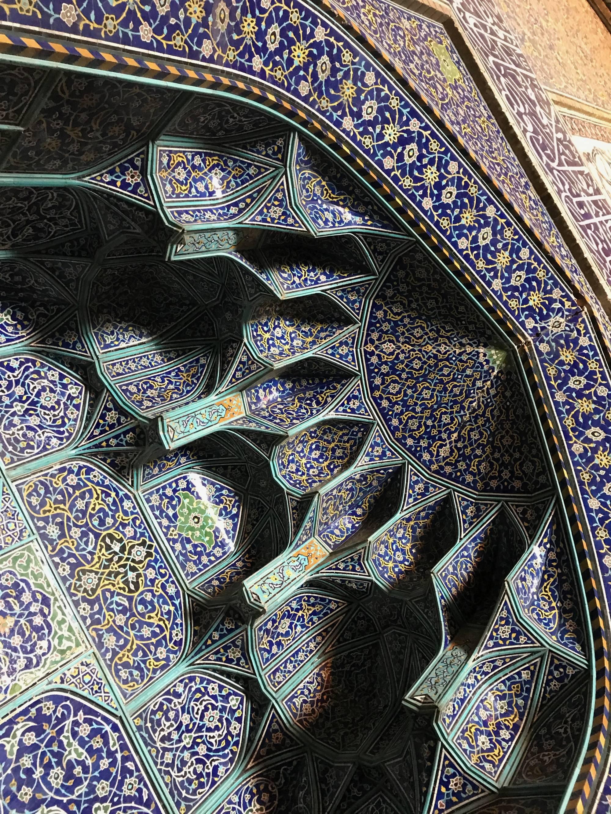 Shah Mosque (مسجد شاه), Isfahan