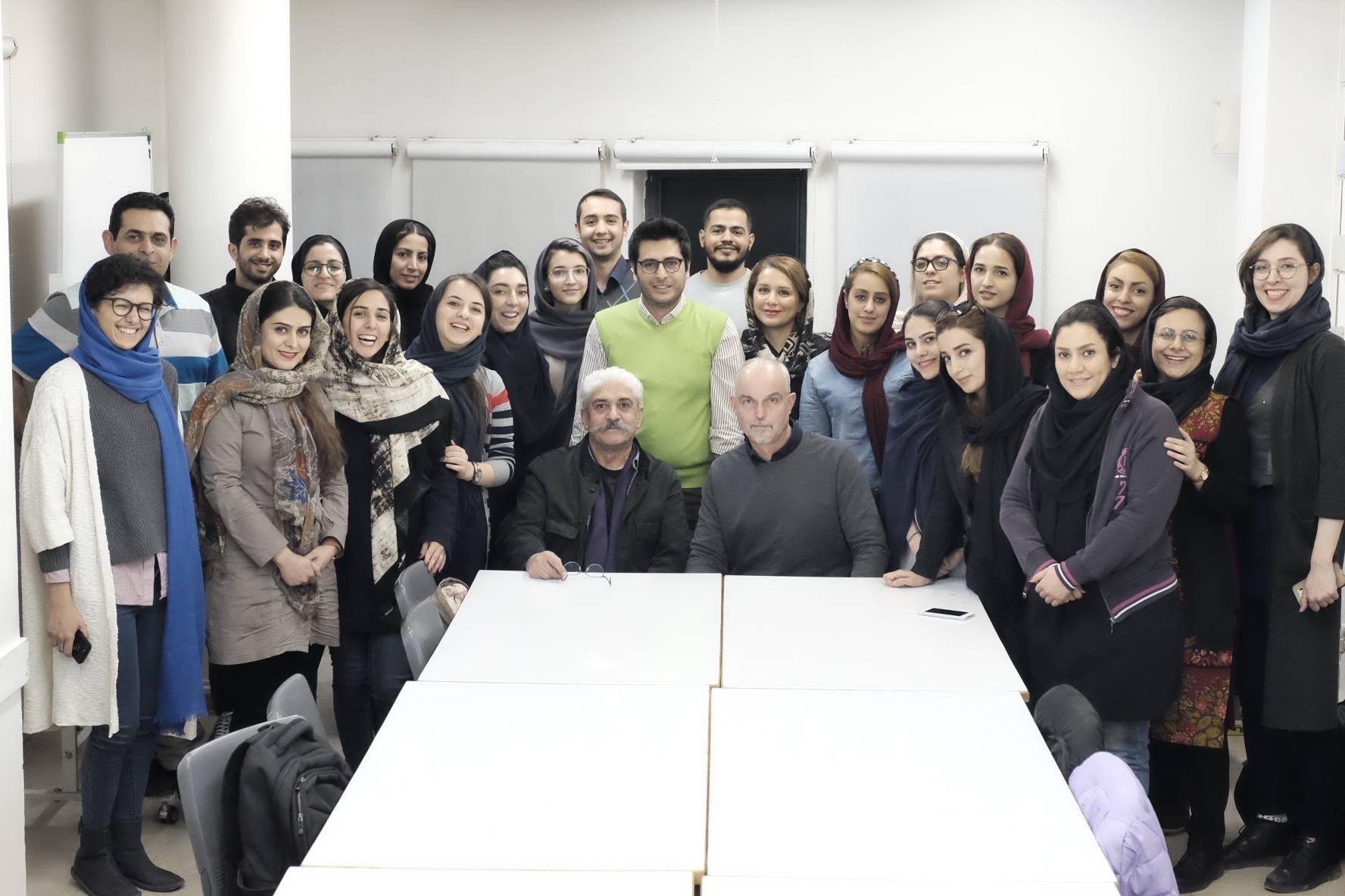 Workshop Vije School of Visual Communications