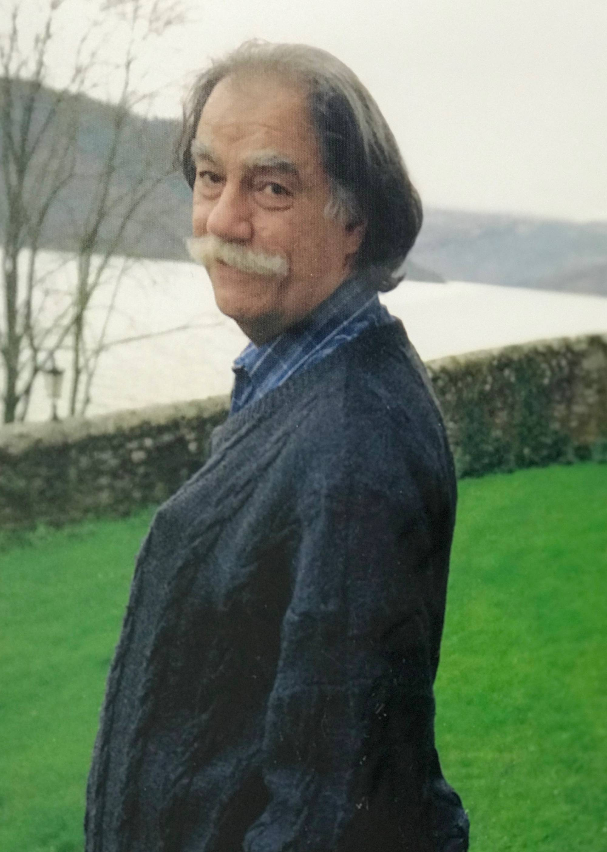 Morteza Momayez ( مرتضی ممیز; August 26, 1935 – October 25, 2005)